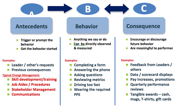 Performance Improvement The Behavioral Side Of