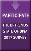 BPTRENDS BPM MARKET SURVEY 2017