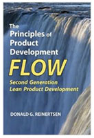 The Principles of Product Development Flow fig.1