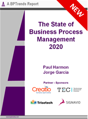 2020 State Of Business Process Management Survey