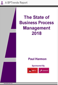 2018 State Of Business Process Management Survey